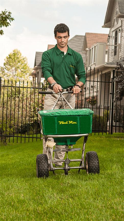 Lawn Care Services In Racine Kenosha Wi Weed Man